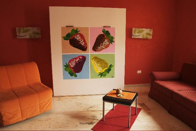 Fragola#4 Foodography Ardiri- Pizzicato B&B