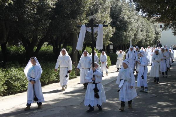 La Settimana Santa e il Venerdi' Santo a Vico del Gargano
