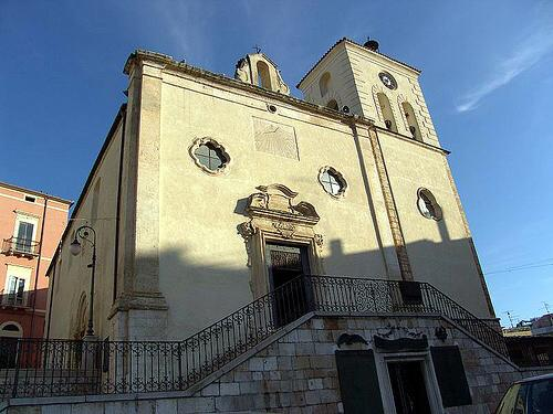 chiesa san cirillo carpino