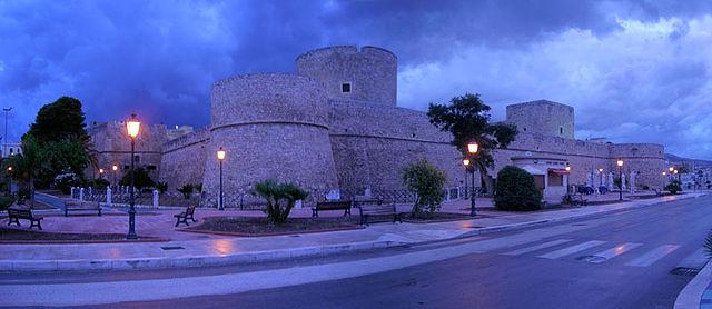 Gargano Segreto Ed I Suoi Castelli Medievali: Castello di Manfredonia