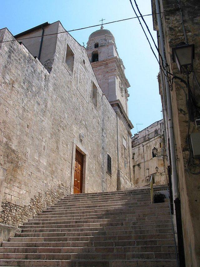 Turismo Religioso Gargano: La Cattedrale dell'Assunta