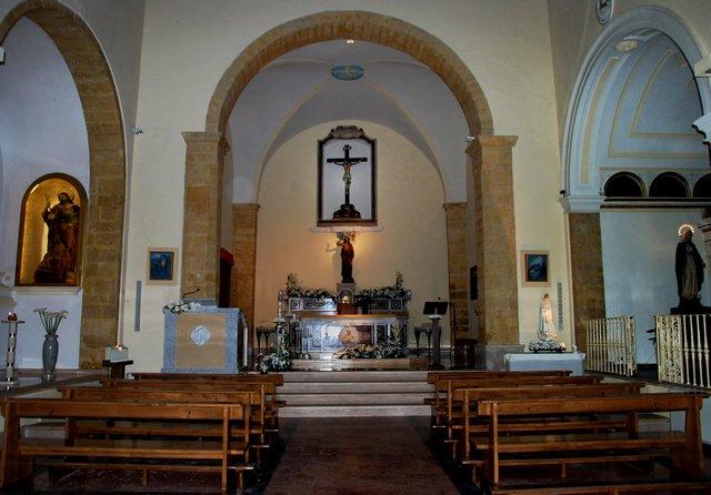 Turismo Religioso Gargano: La Chiesa di Sant'Elia